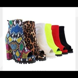 Super cute stylish booties !!